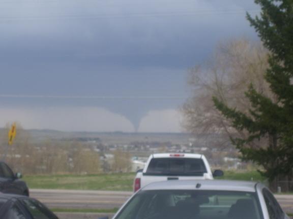 Cheyenne tornado
